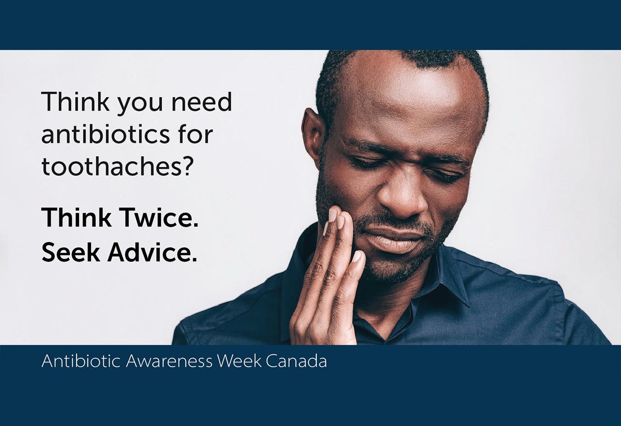 Antibiotics Awareness Week Canada