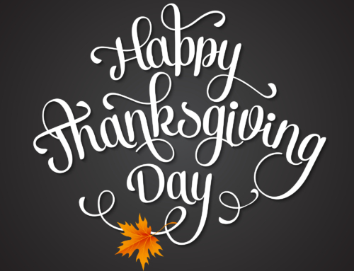 Happy Thanksgiving From Sorin Boeriu DDS, Your Kitchener Dentist